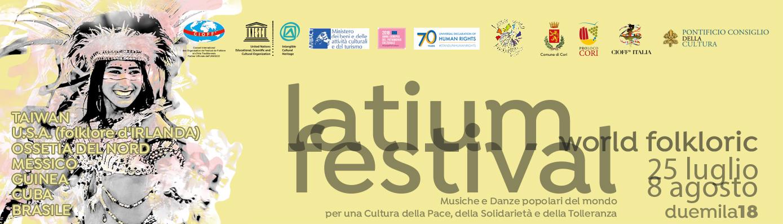 Latium World Folkloric Festival